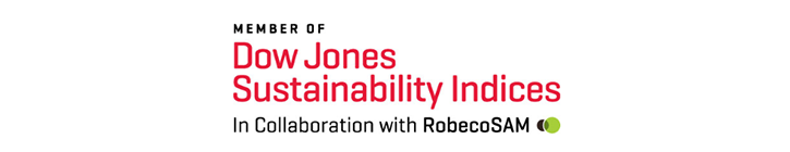 Ricoh listed in the Dow Jones Sustainability Indices for third year in a row