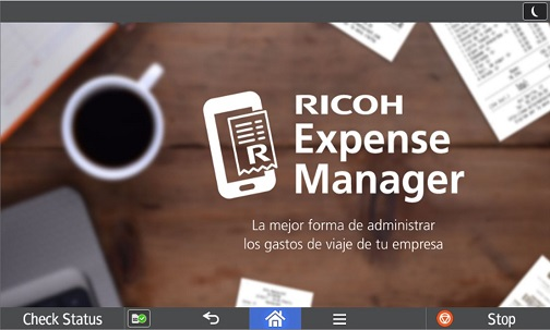 Ricoh Expence Manager