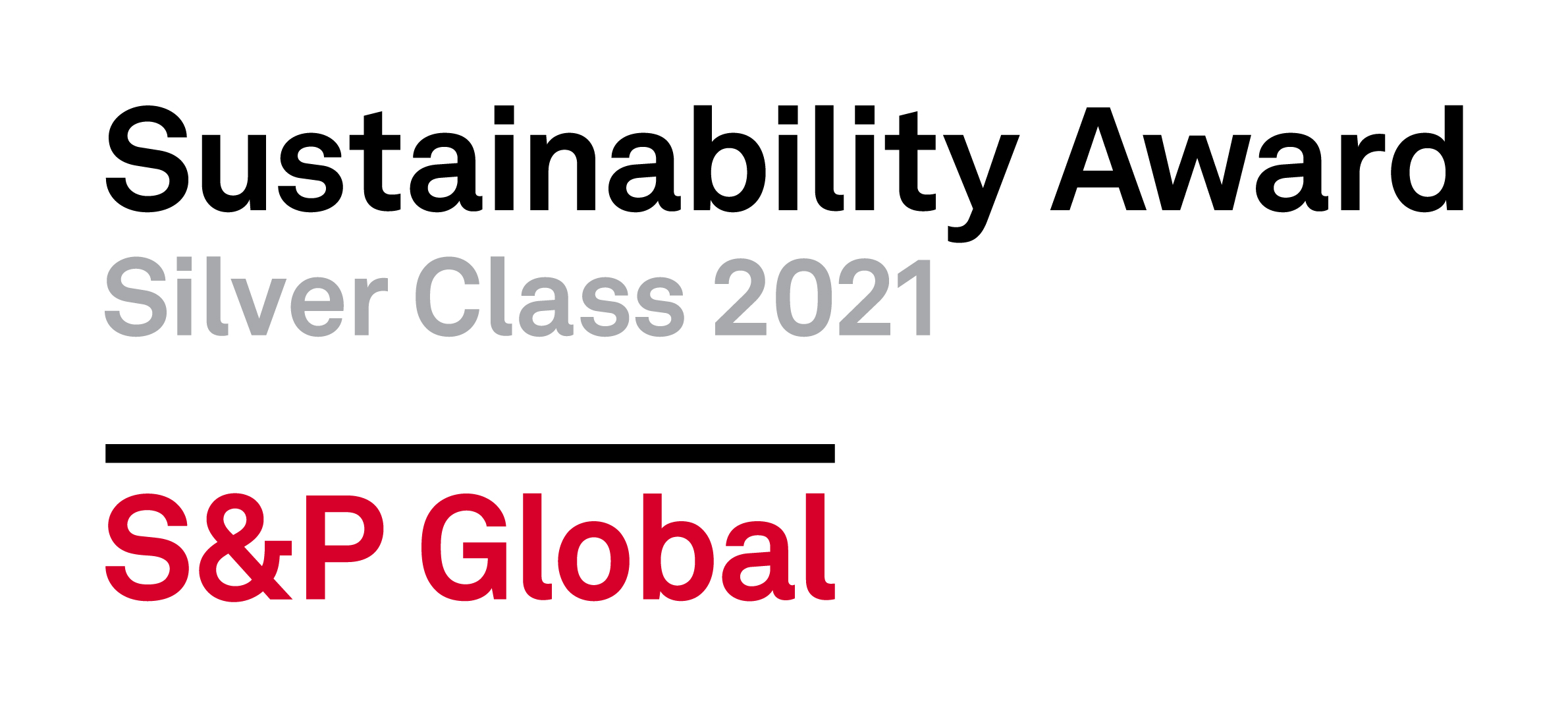 Ricoh awarded Silver Class recognition in S&P Global's Sustainability Yearbook 2021